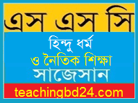 Hindudhormo and moral Education Suggestion and Question Patterns of SSC Examination 2018
