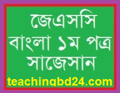 Bengali 1st Paper Suggestion and Question Patterns of JSC Examination 2017