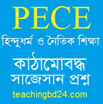 PECE Hindu Religion and Moral Education Structured questions and answer suggestion 2019 6