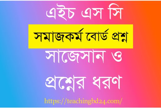 HSC All Board Sociology 1st Paper Board Question 2018 1
