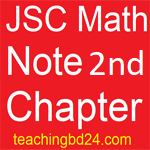 JSC Math Note 2nd Chapter Profit