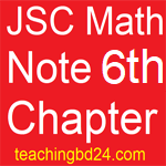 JSC Math Note2 6th Chapter Simple Simultaneous Equation 1