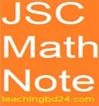 JSC Math Note1 1