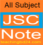 All Subject Junior School Certificate Note 2018