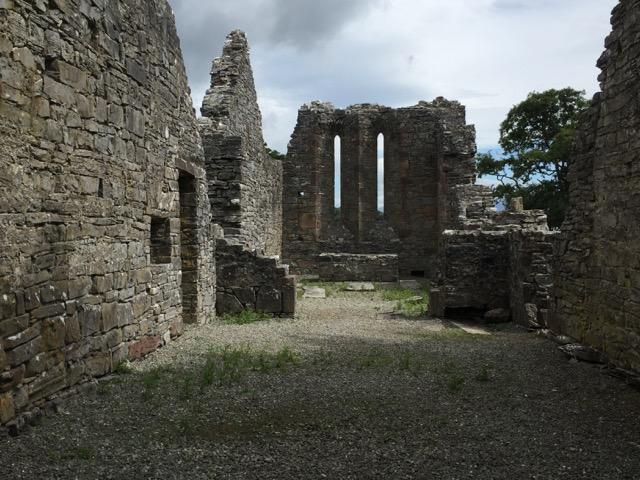 Ruins at Innisfallen