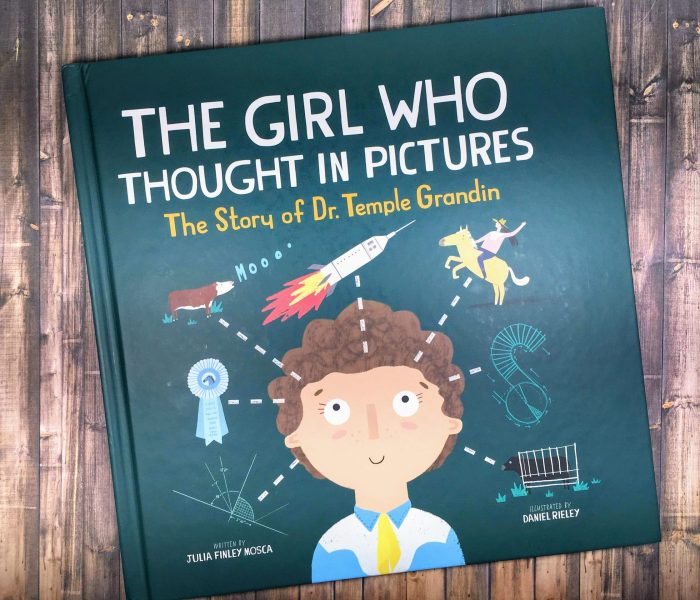 Temple Grandin: The Girl Who Thought in Pictures