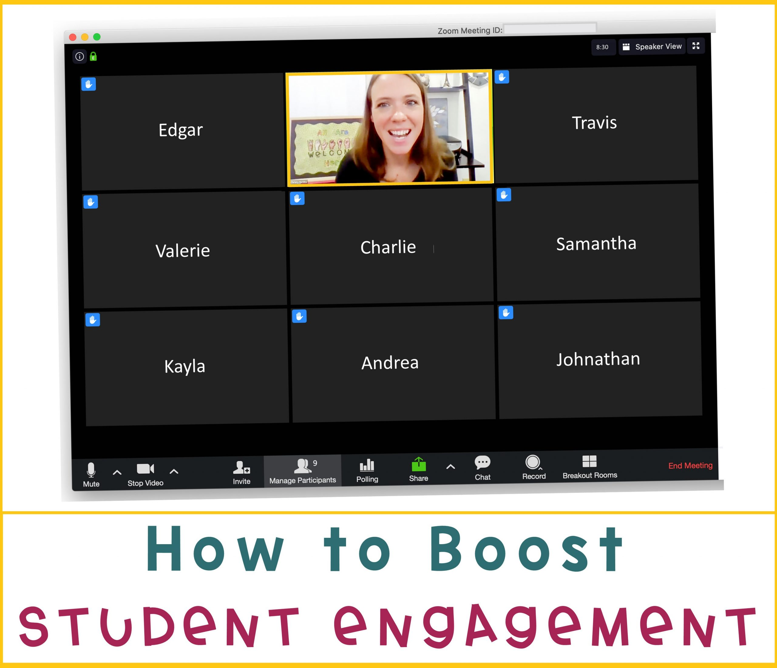 How to Boost Student Engagement During Virtual Lessons