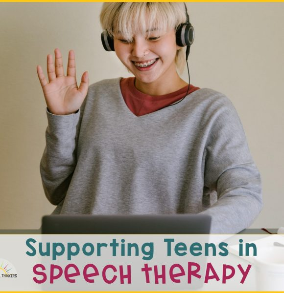 How to Support Your Teenager As They Go Through Speech Therapy