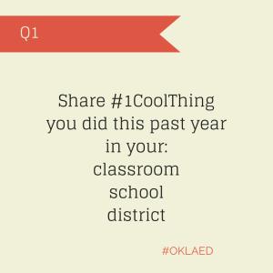 #Oklaed Q1