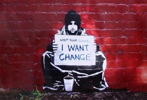 Keep Your Coins I Want Change