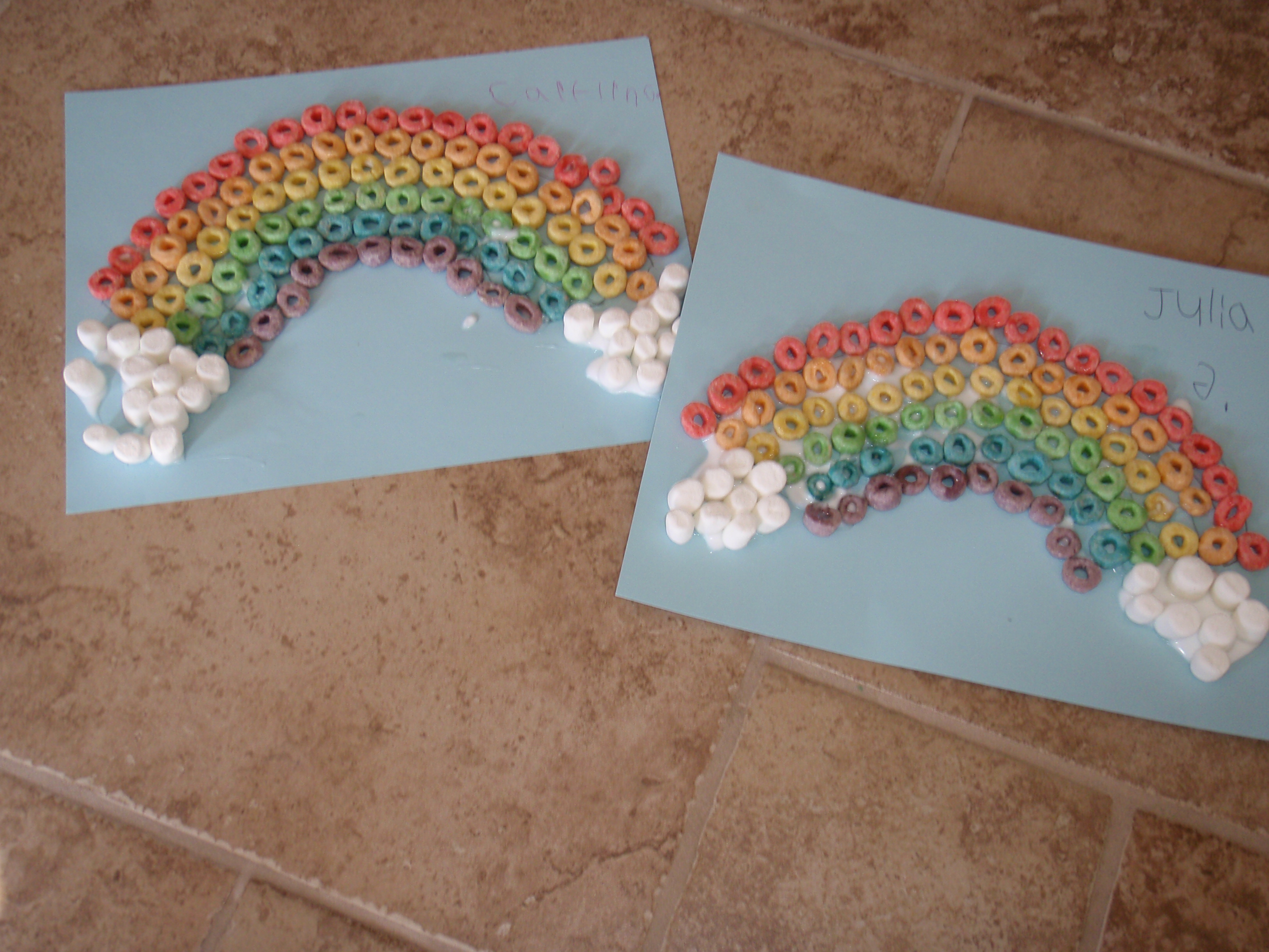 Fruit Loops Rainbow Math Printable Teaching Heart Blog