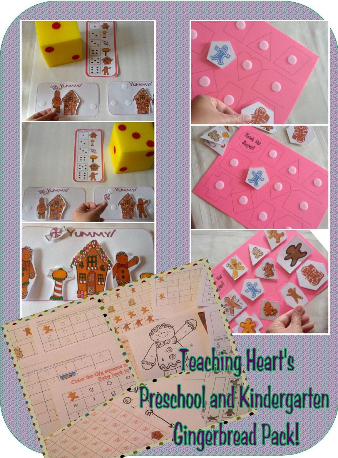 You Can Catch The Gingerbread Man Teaching Heart Blog