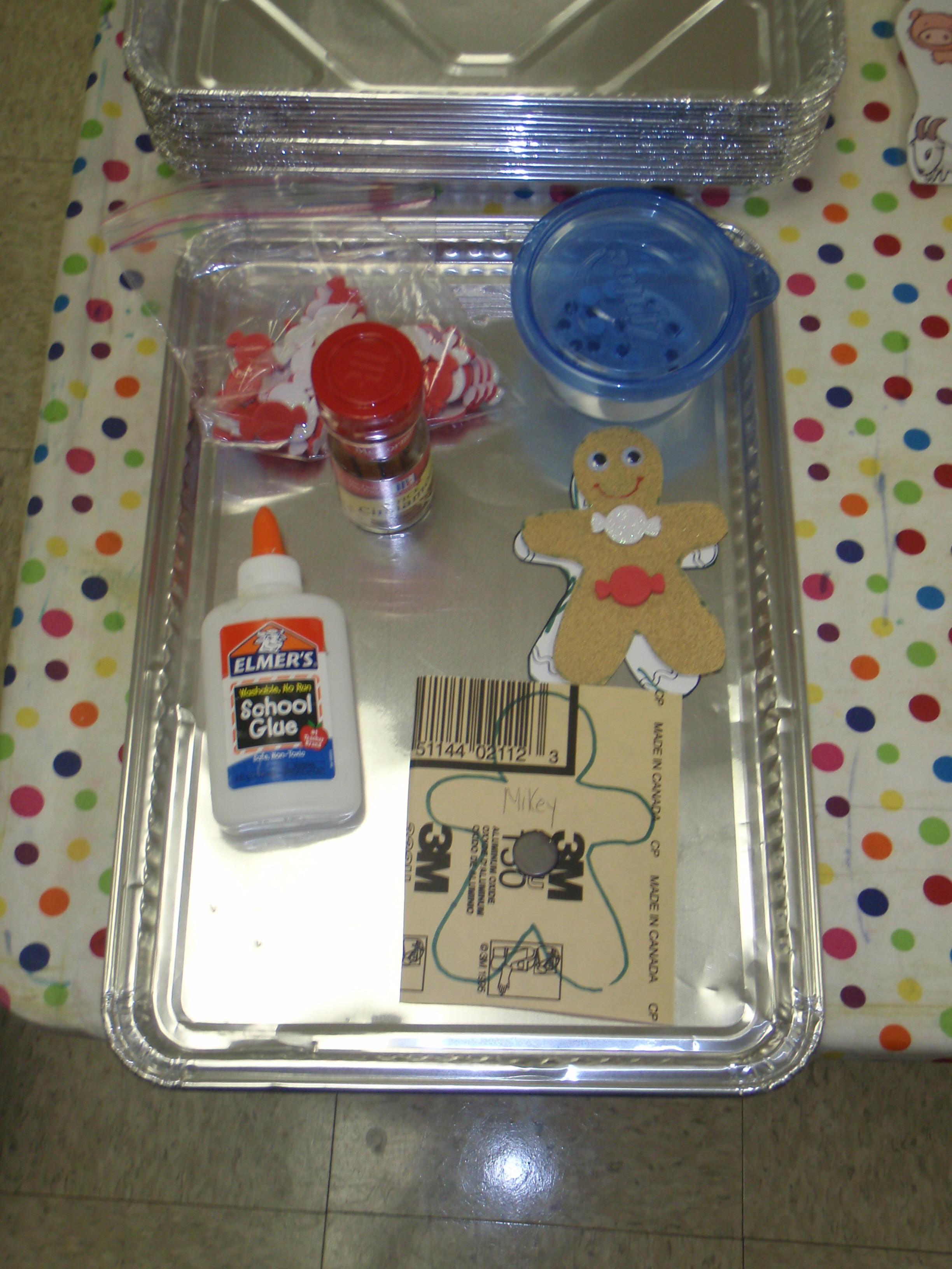 Scratchy Sensory Gingerbread Baby Teaching Heart Blog