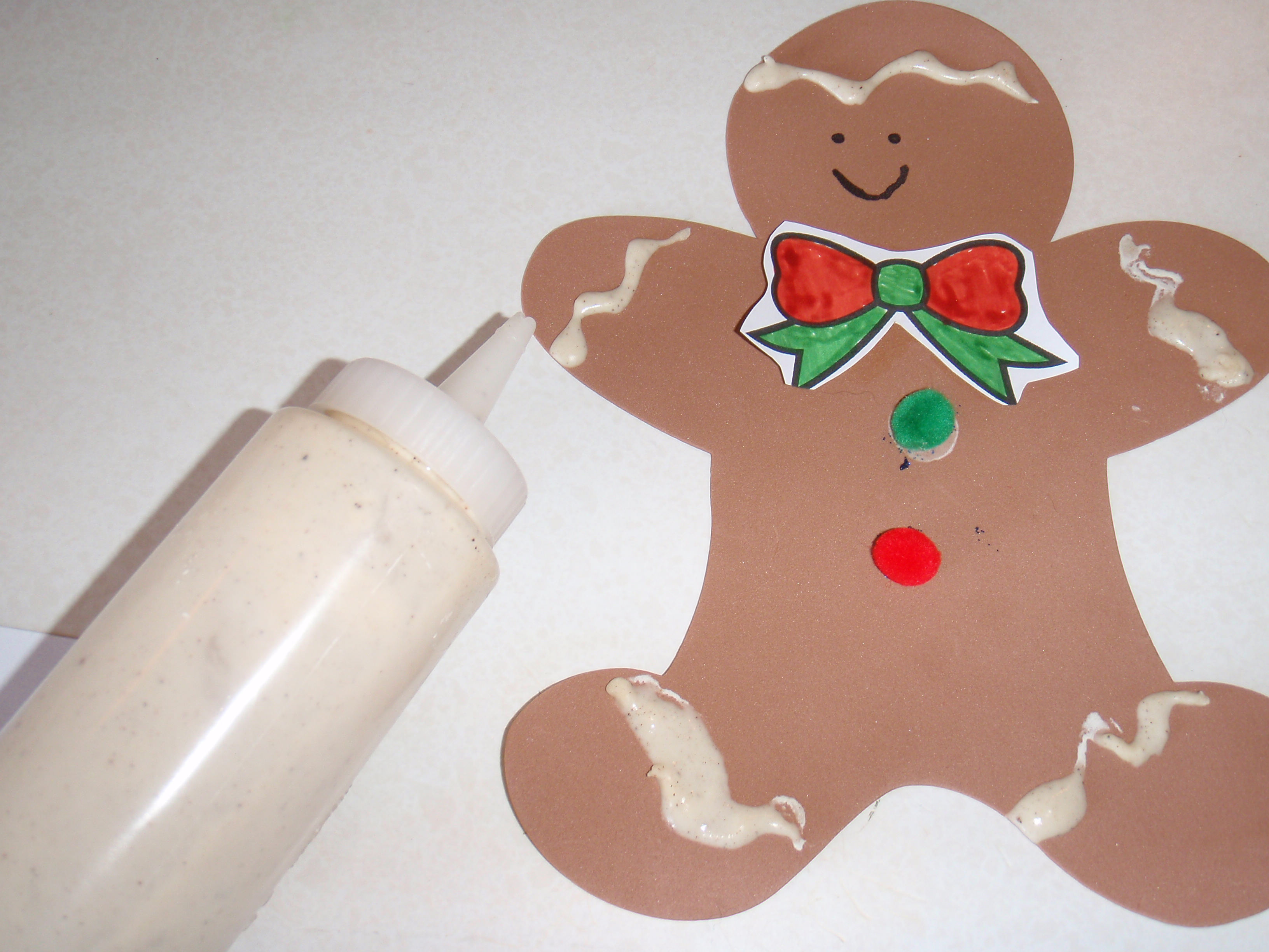 The Gingerbreadman Theme Unit With Printables Lessons