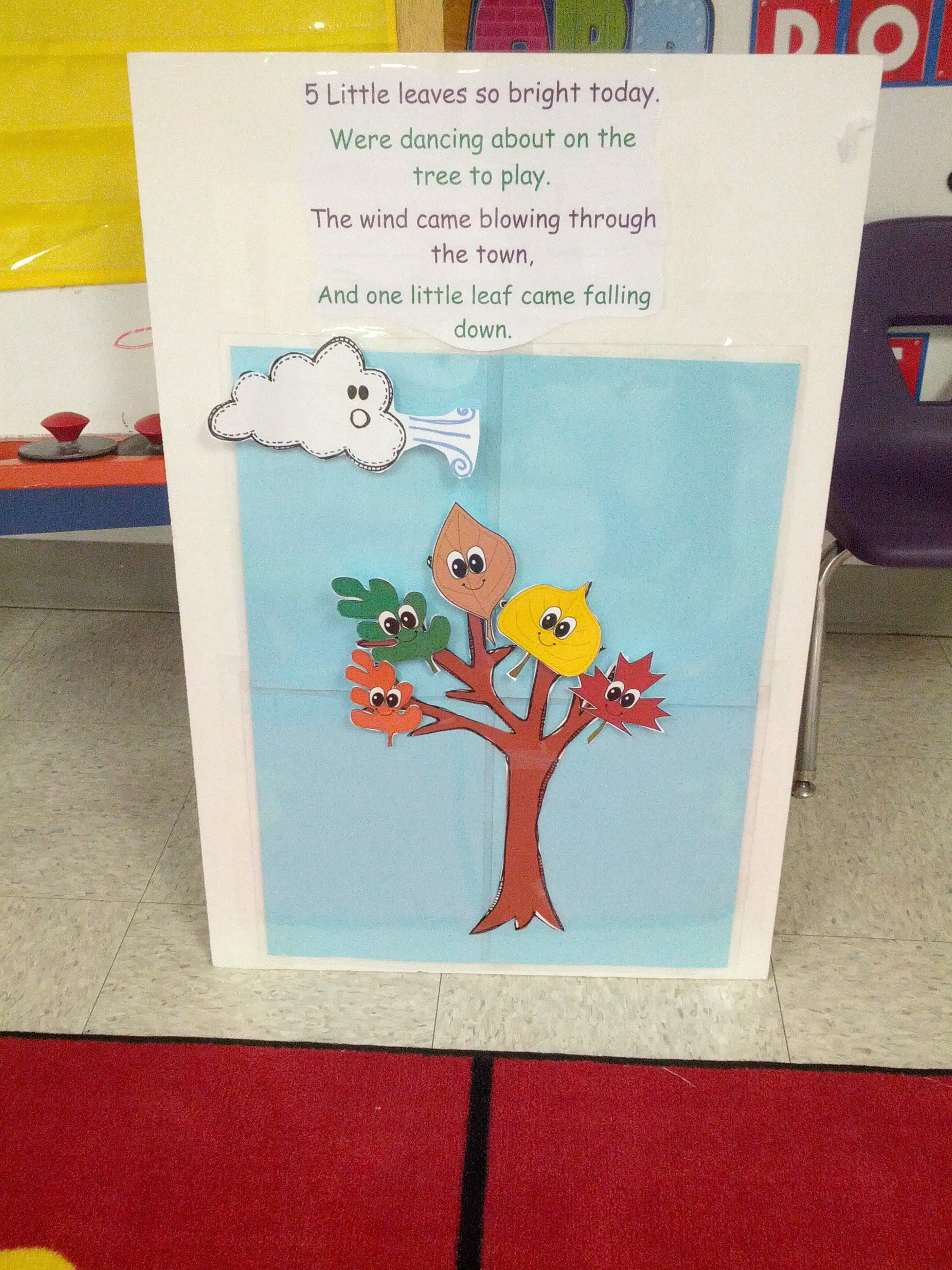 Leaf Learning Fun In Pre K Teaching Heart Blog