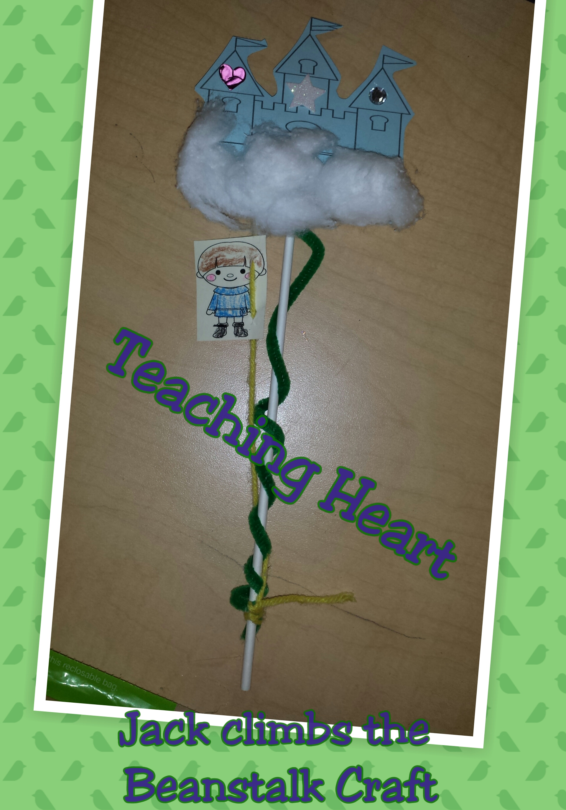 Jack And The Beanstalk Teaching Heart Blog
