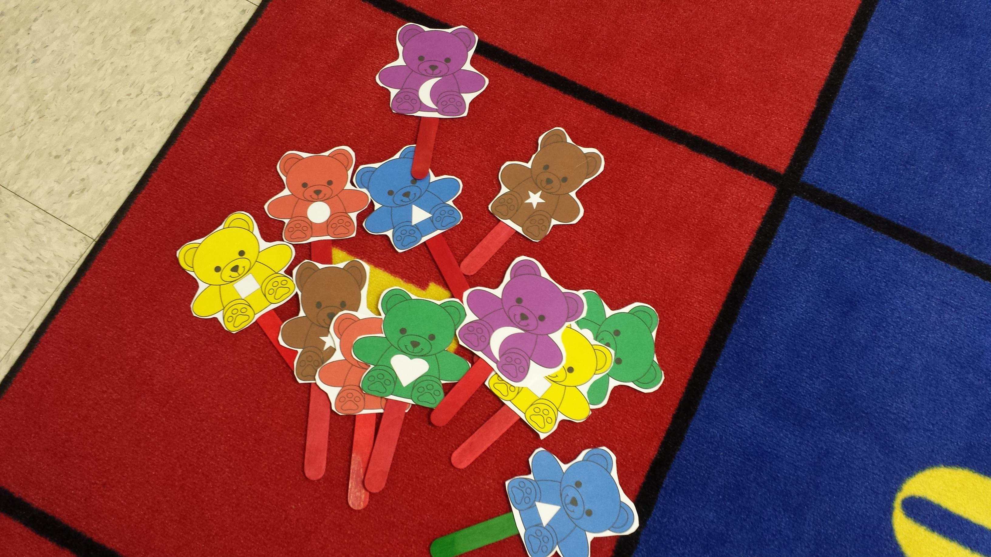 Teddy Bear Packet Teaching Heart Blog