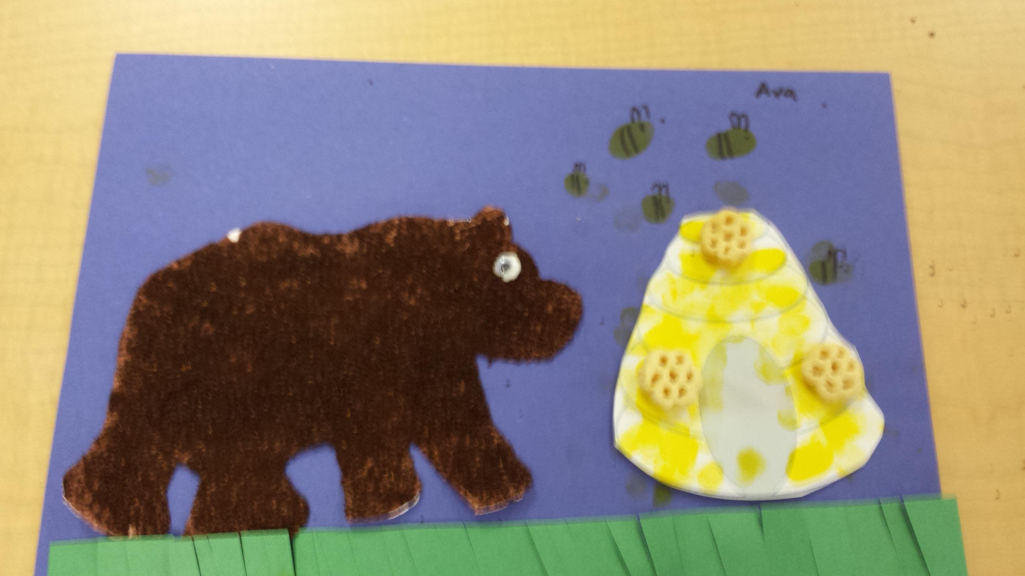 Worksheets Kindergarten Blog Bear Worksheets Best Free
