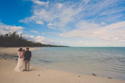 Our wedding on the beautiful Island of Aitutaki Cook Islands