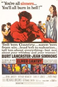 Cover art for Elmer Gantry