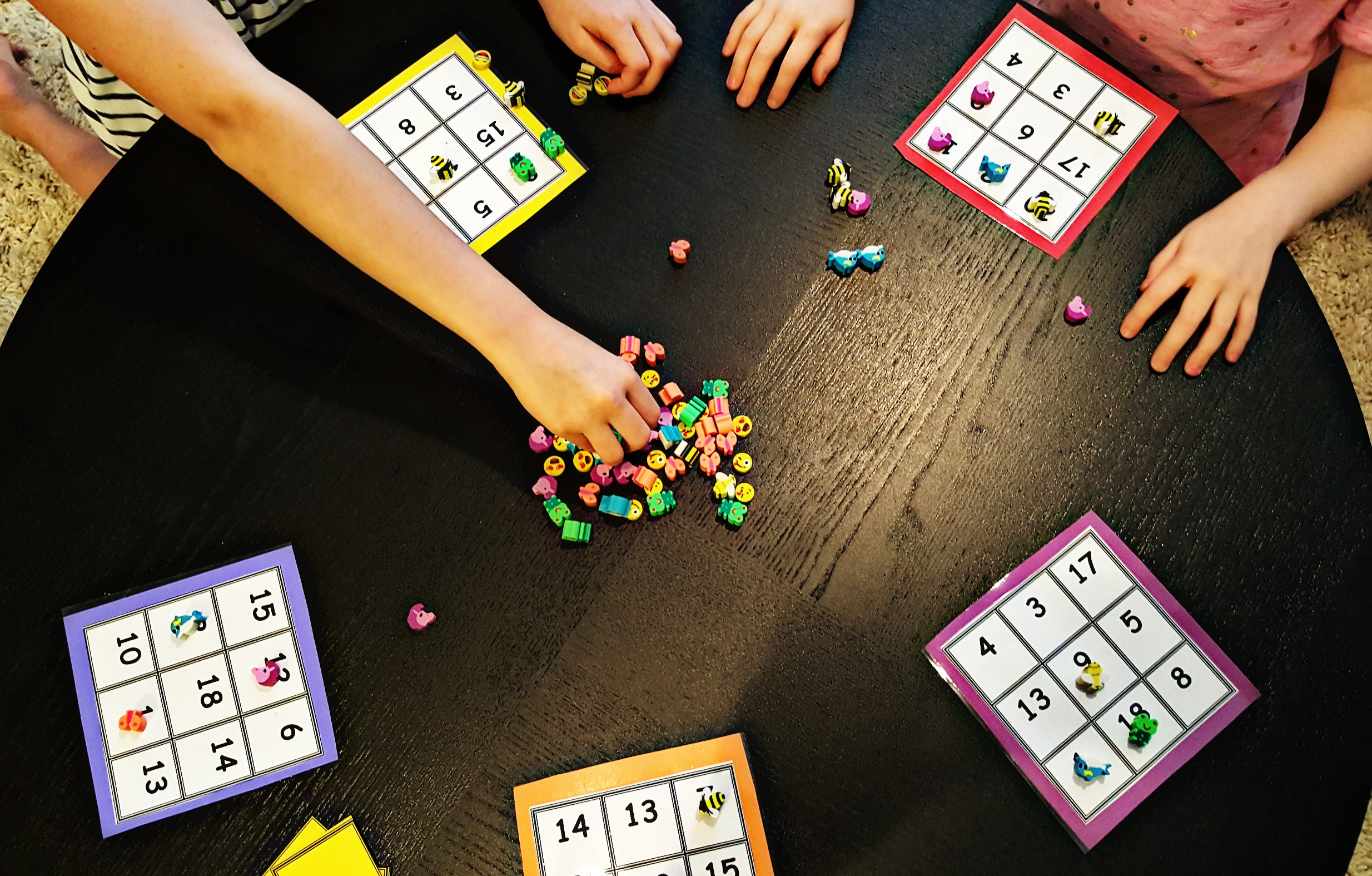 Fun Math Games For Young Children
