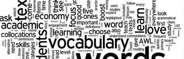 Rote Memorization of Vocabularly