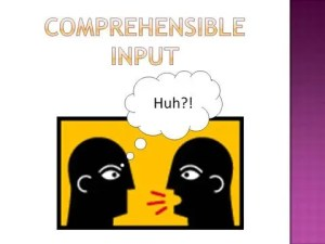 Stephen Krashen Comprehensible Input