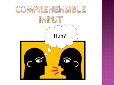 Stephen Krashen and Comprehensible Input