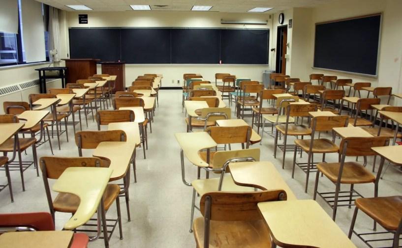 English classes in Korean Universities
