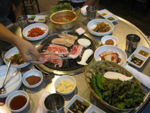 The food unit, Korean style