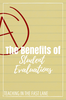 The Benefits of Student and Family Evaluations