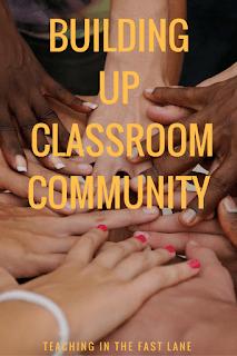 Classroom Community Building