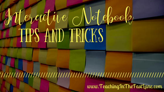 How to Use Interactive Notebooks Effectively