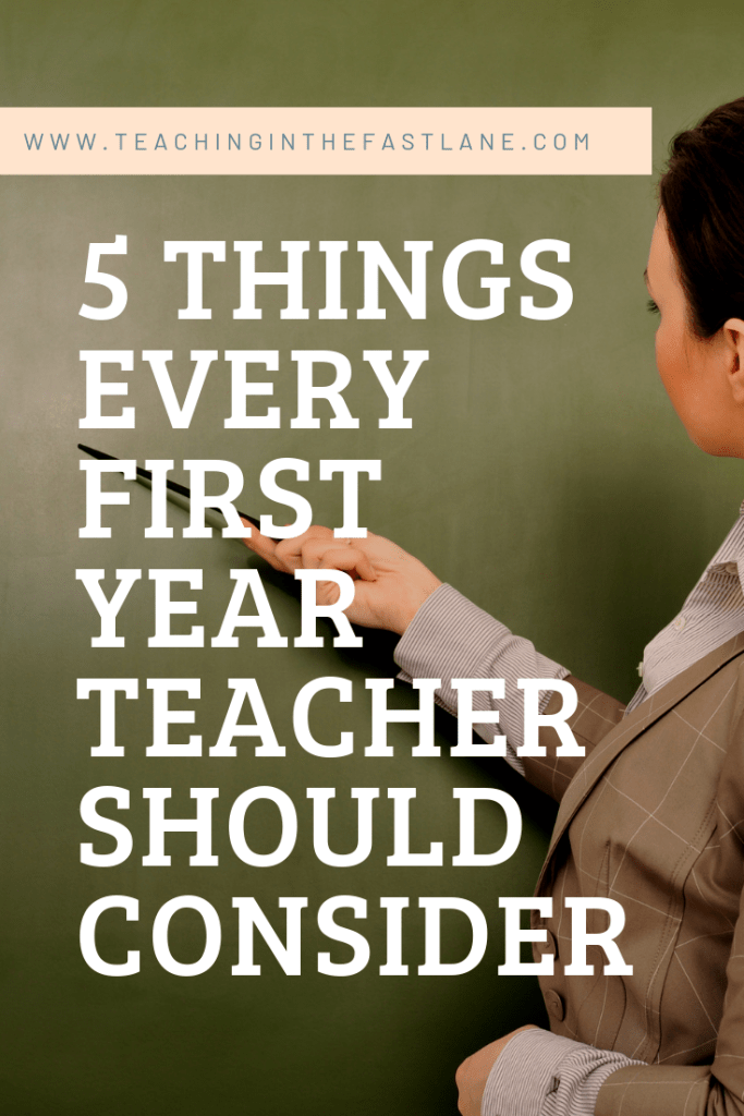 The first year of teaching can be full of struggles, but you can be prepared for them before they happen. Get ready for your first year in the elementary classroom and rid yourself of technology with these tips for first year teachers.