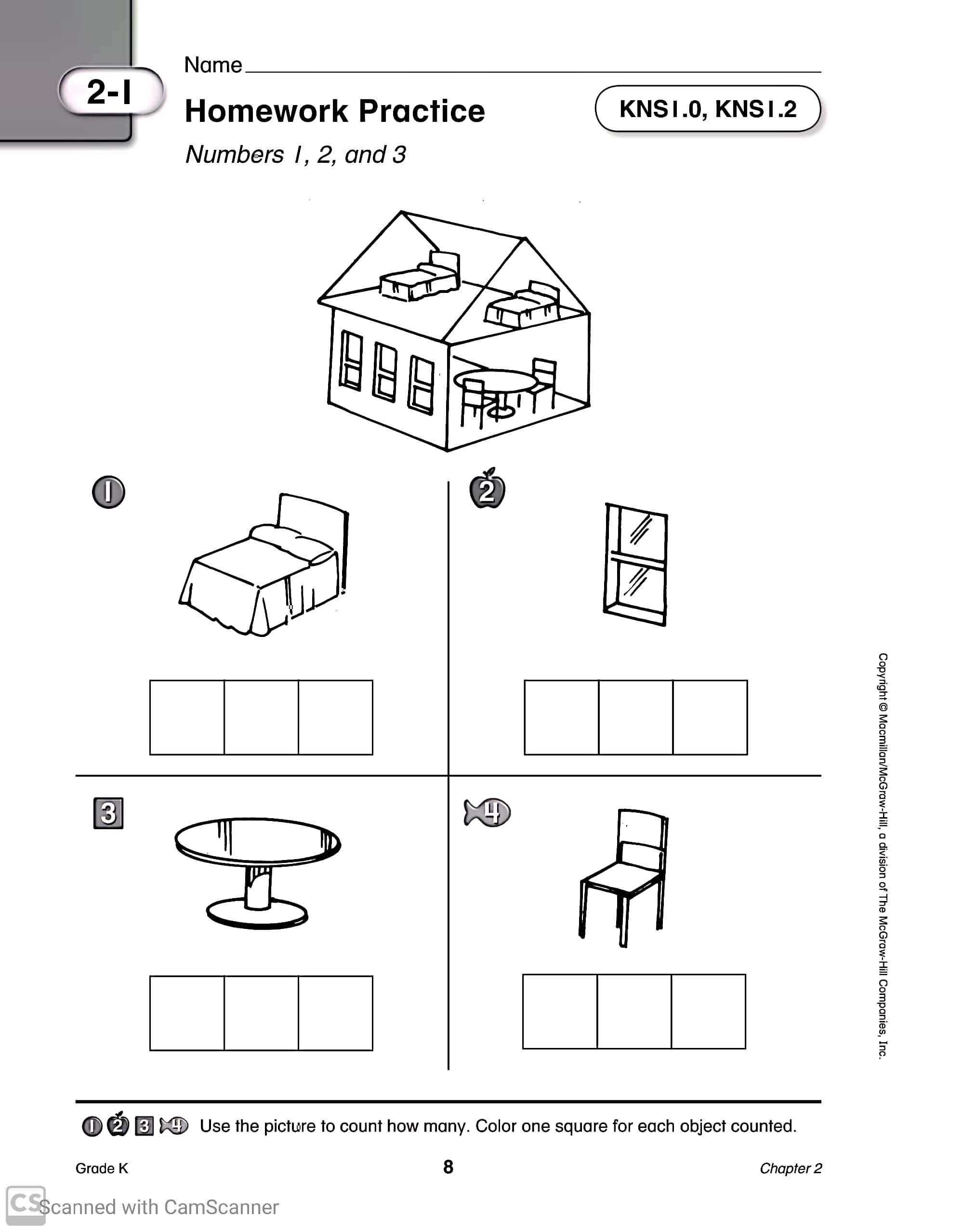Maths Practice Worksheets For Grade 1 Teaching Kids To