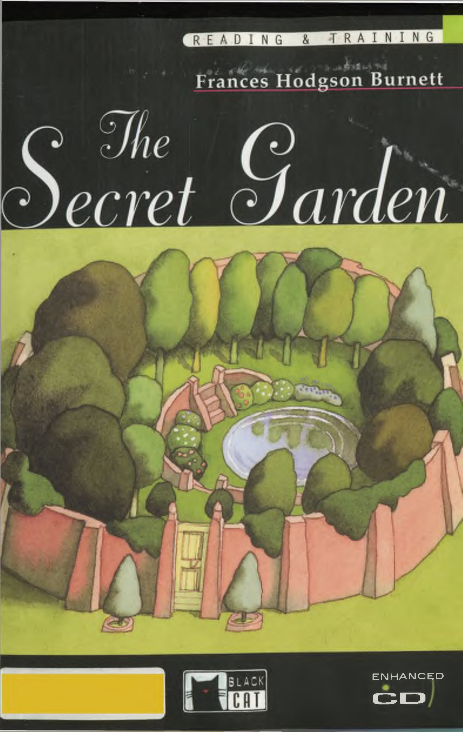 The Secret Garden Story Book With Worksheets By Frances