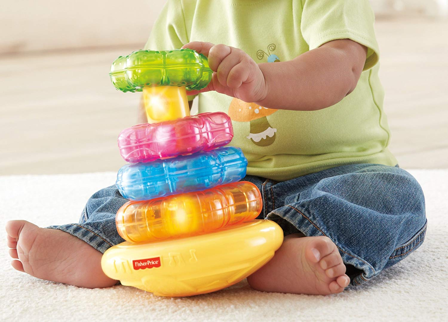 To entertain your little one, you'll want to find stimulating toys for your 9 month old. These are the best toys for a 9 to 12 month old baby