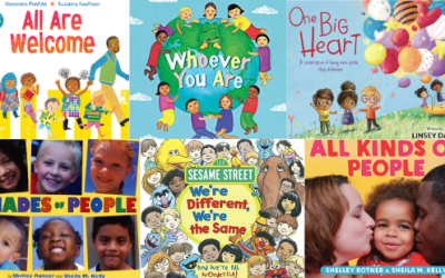 10 Books to Teach Your Toddler About Diversity and Equality