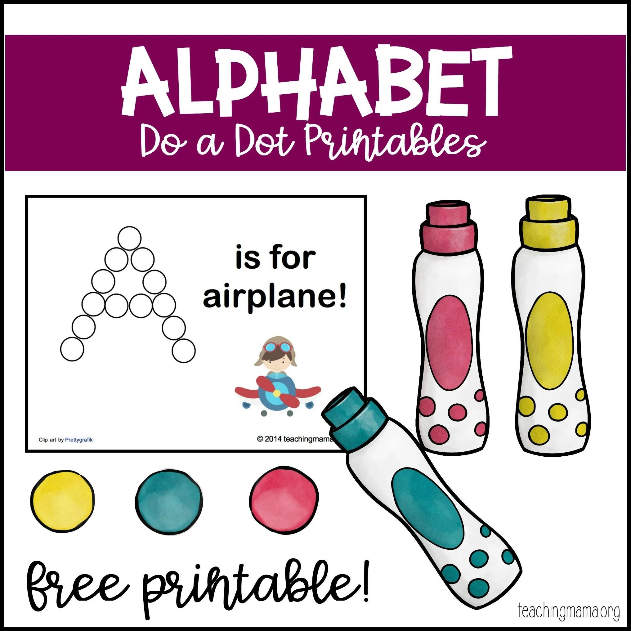 5 Ways To Teach The Alphabet