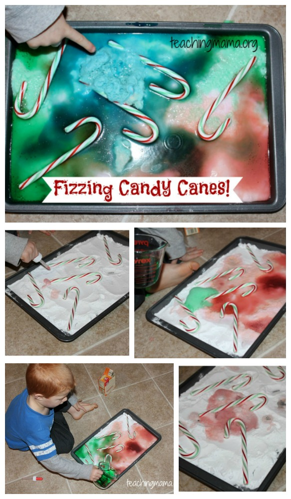Candy Cane Science FREE Printables And Experiments
