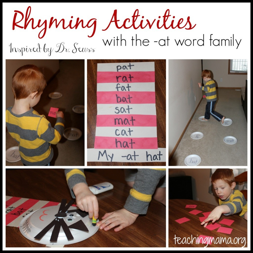 40 Fun Dr Seuss Crafts Including The Lorax Cat In The Hat More