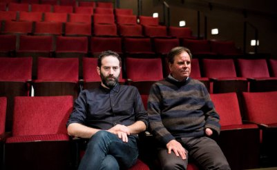 Dan O'Brien and Paul Watson