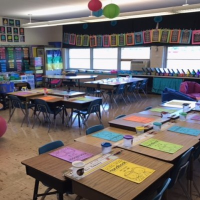 Flexible Seating and Organization for the Elementary Classroom