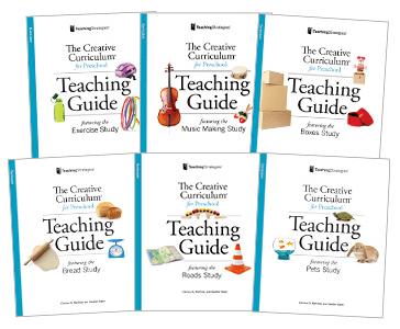 The Creative Curriculum For Preschool Teaching