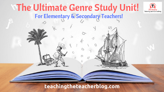 Teaching Literacy through Genres