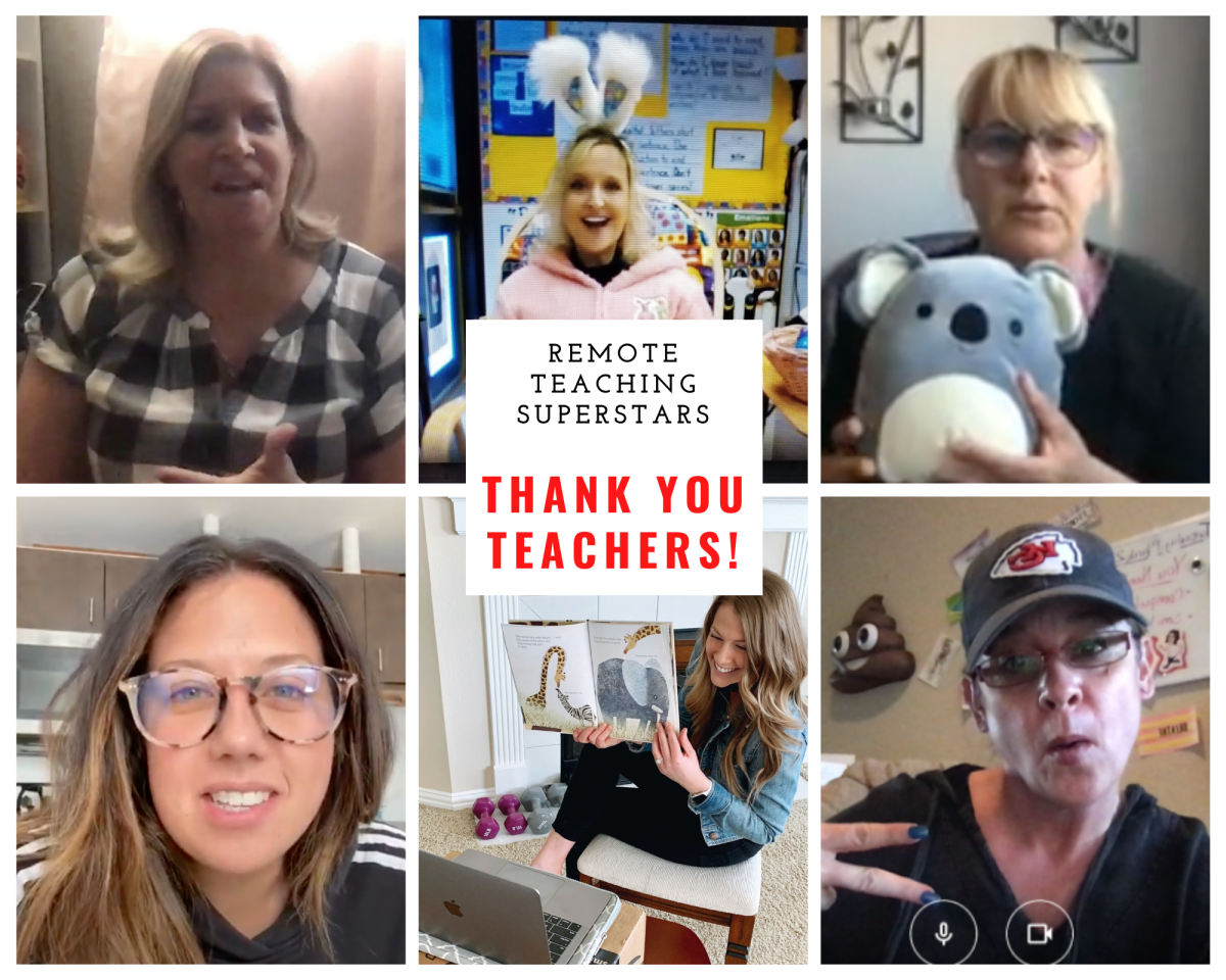 A Tribute to the Amazing Teachers During COVID-19! (Part 1)