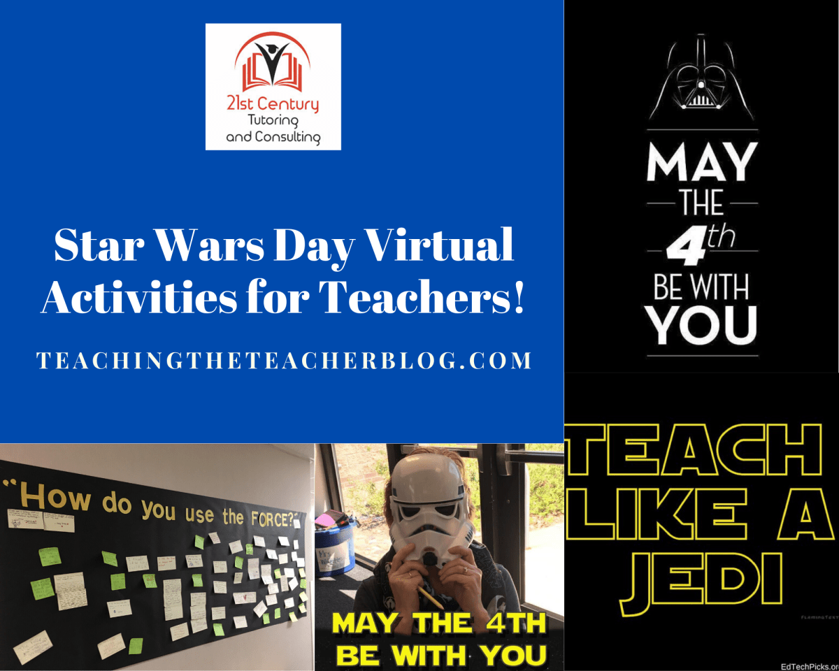 A Virtual Star Wars Day for your Students!