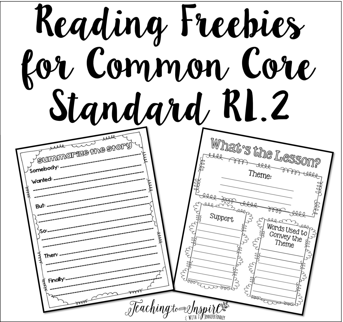 Teaching Theme And Summarizing Common Core Reading