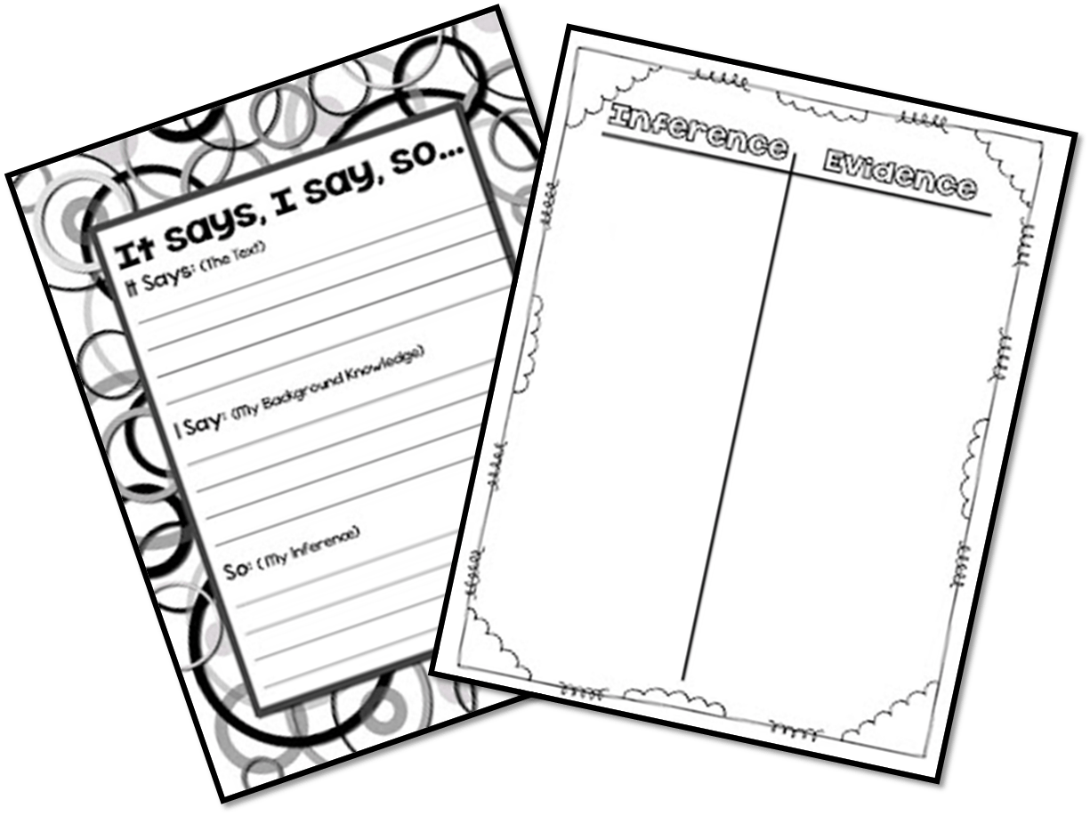 Making Inferences Freebies