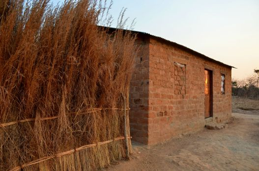 The Sakala home we stayed in.